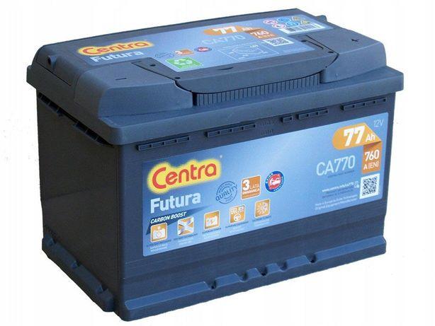 Akumulator Centra Futura 77Ah 760a