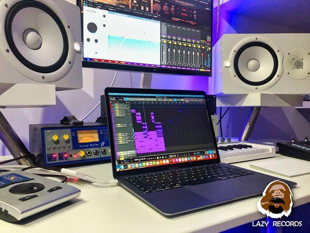 Mix/Mastering Online , Mobilne Studio - Dojazd do klienta.