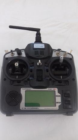 Pilot Turnigy TGY 9X +nadajnik +odbiornik