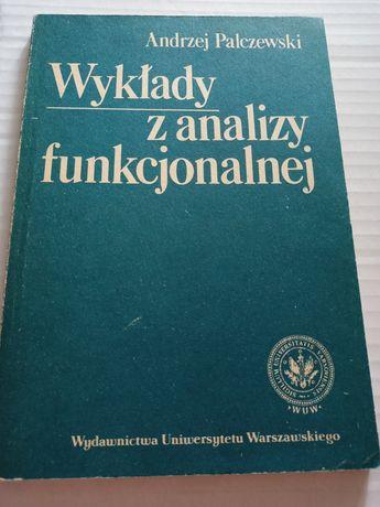 Wykłady z analizy funkcjonalnej