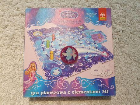Gra planszowa Barbie Fairytopia Mermaidia