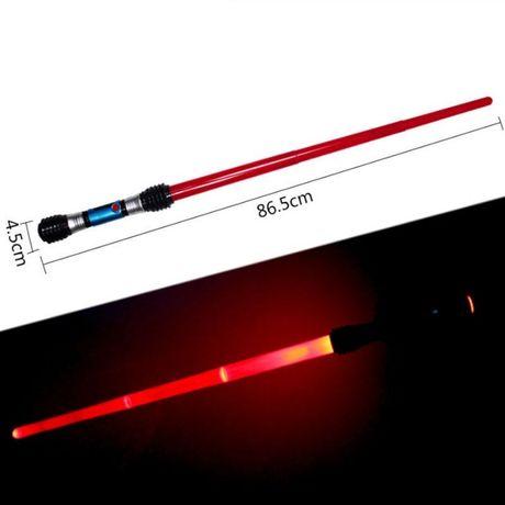 Staw Wars меч Звездные Войны светится со звуком.