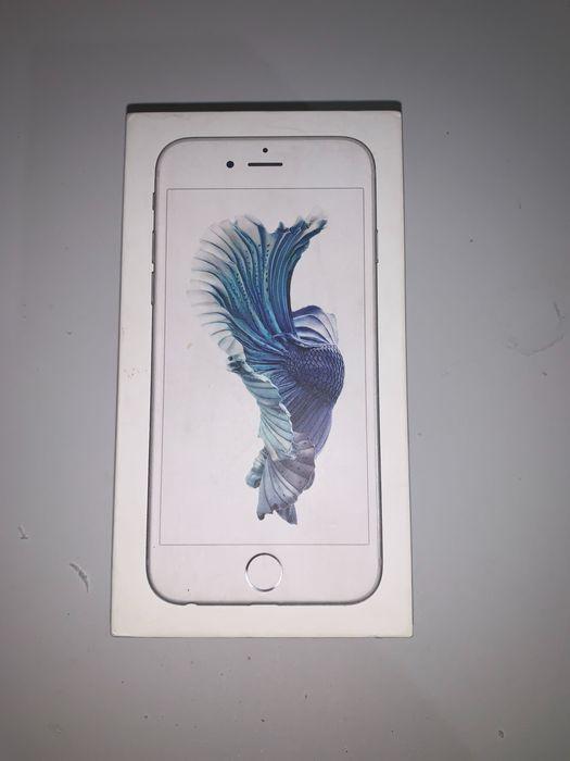 IPhone 6s silver 16gb Ostróda - image 1