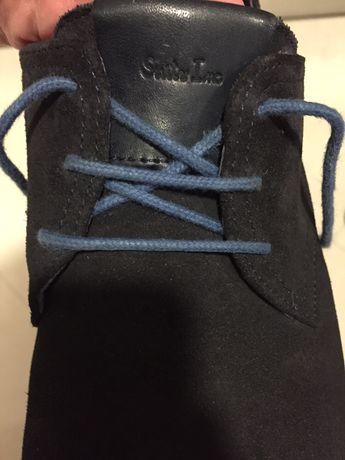 Sapatos Azuis Suits Inc