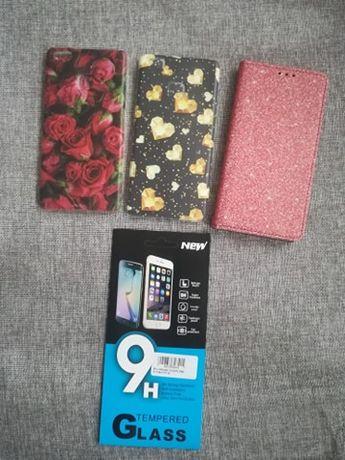 Etui Huawei P9 Lite + szkło Nowe