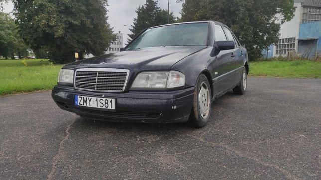 Mercedes-Benz C-Klasa W202 2.0 LPG 1996r