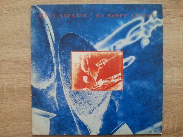Dire Straits – On Every Street - winyl