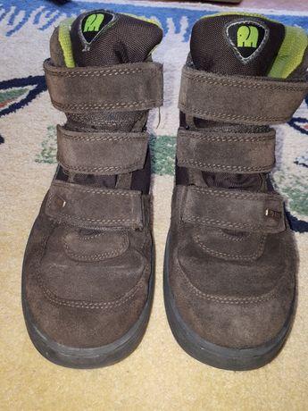 Kozaczki zimowe relms-tex 14, 9 cm 22 rozmiar dla dziewczynki