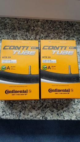 Dętka Continental 29 cali wentyl auto