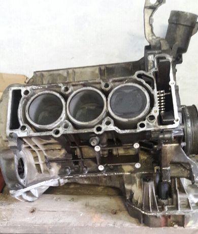 Продам двигатель мерседес w 211 3.2 на запчасти