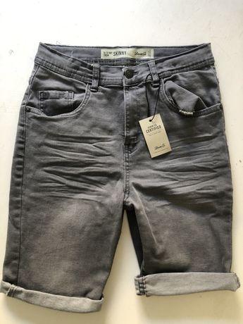 Nowe spodnie jeansowe 3/4 primark na wiek 14/15 lat