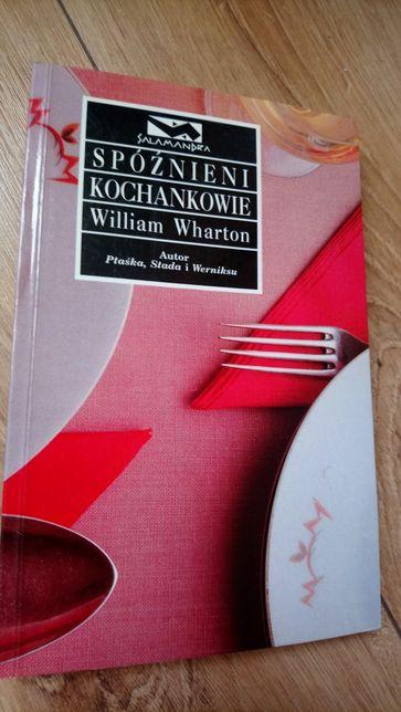 Spóźnieni kochankowie William Wharton