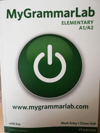 Książka do j.angielskiego Mygrammarlab
