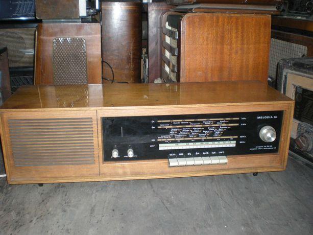 Radio lampowe melodia 16
