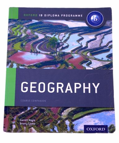 [IB] G. Nagle, B. Cooke - Geography HLSL Course Companion 1st Edition