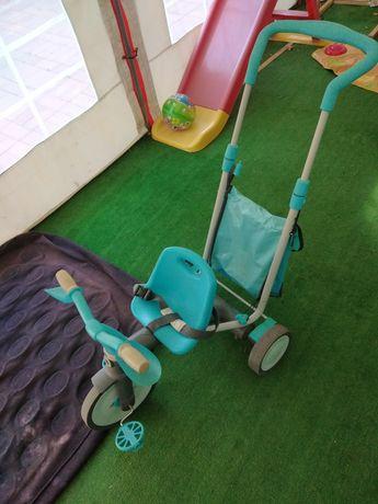 Детский велосипед - коляска chicco 3 в 1