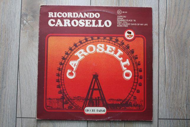 Various – Ricordando Carosello 1977 winyl płyty winylowe