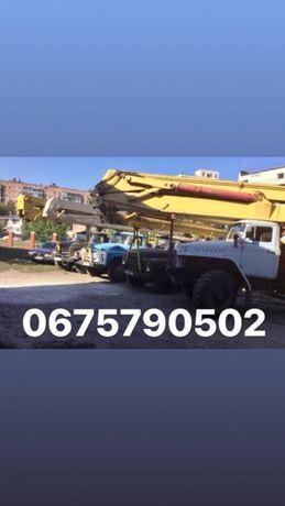 Аренда и услуги автовышки до 33 м от 250 грн.