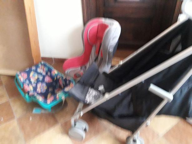 Wózek fotelik nosidełko
