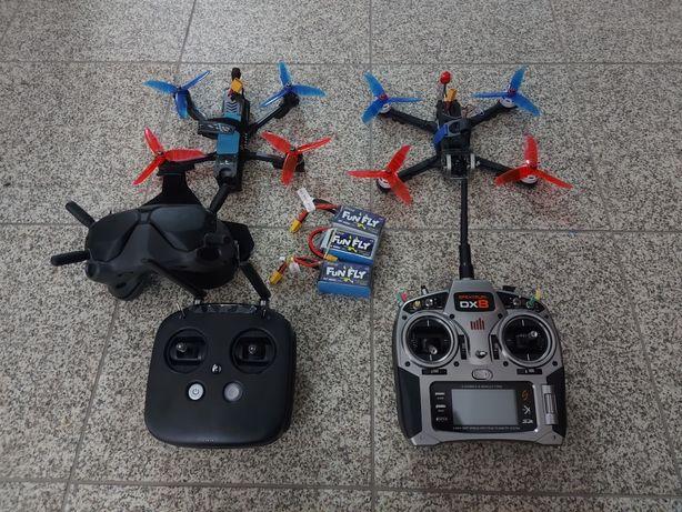 Drone FPV filmagens