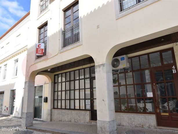 Escritório Centro da Cidade