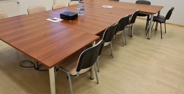 Stoły, krzesła, biurka, szafy