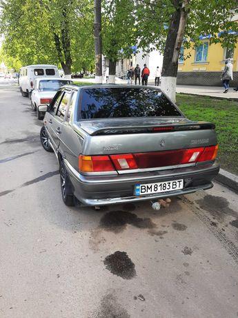 автомобиль ВАЗ 21154 пятнашка LUX ГАЗ
