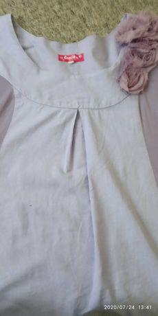 Летние платья сукня для беременных, размер М