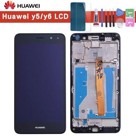 Дисплей Huawei Y6 2017/Y6 2018/Y6 2019/Y6P/Y6s Pro ОПТ/Модуль/Екран