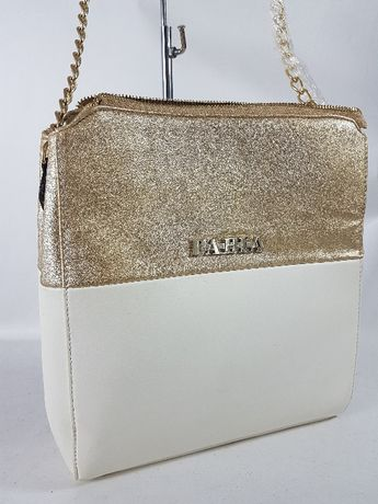 MONNARI torebka damska kuferek PABIA BAG wizytowa