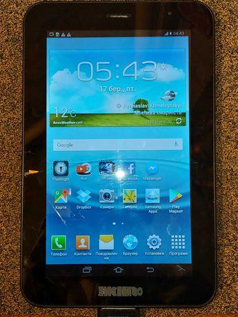 Samsung GT-P6200 Galaxy Tab 7.0 Plus 3G SIM Android Wi-Fi GPS планшет