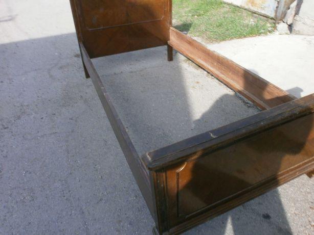 Кровать деревянная 90*190