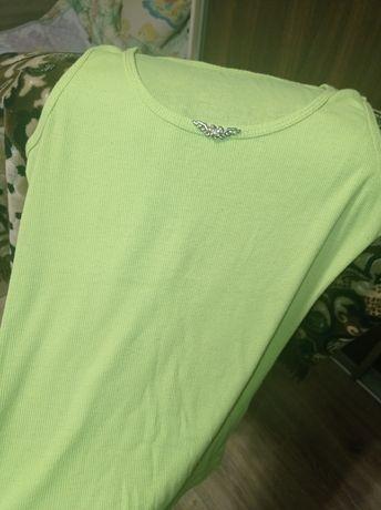 Яркие летние майки/футболки для девочек