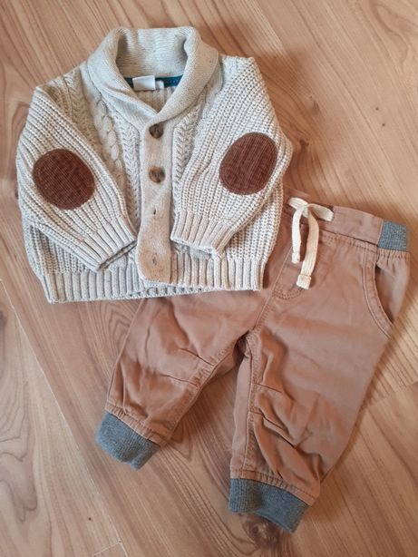 Набір для хлопчика, костюмчик джентельмена, джинси, светр
