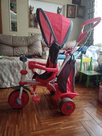 Велосипед коляска , детский велосипед