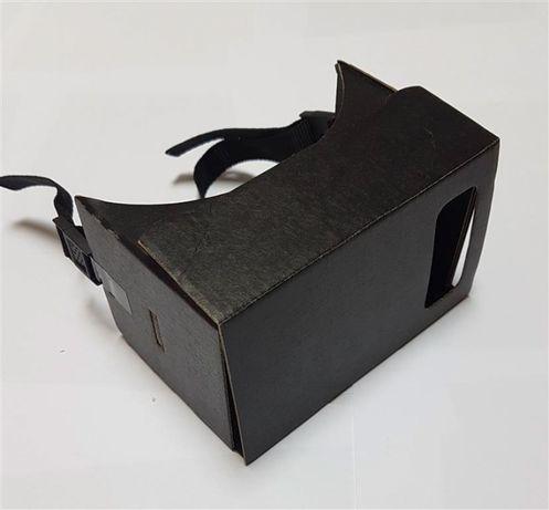 Okulary VR 3D Virtual Reality Black Box