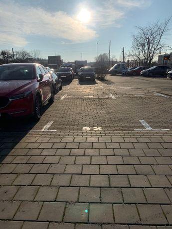 miejsce parkingowe strzeżone, monitorowane - Łódź, Olechów