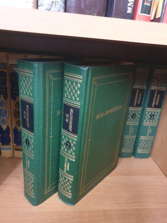 Лермонтов М.Ю. избранное в 2х томах