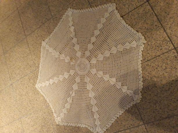 Panos crochê , feitos a mão