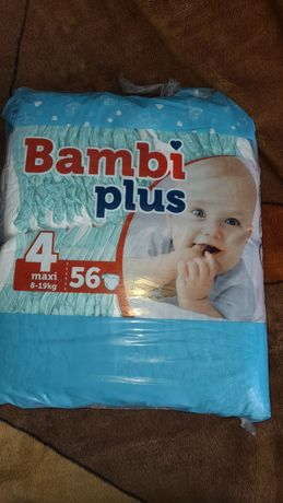 Pampersy  bambi plus