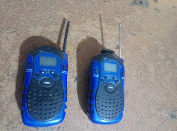 радиостанция 2шт
