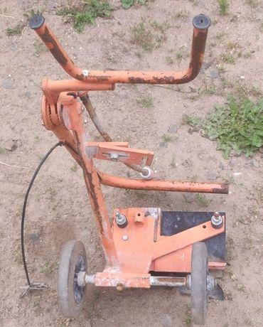 Wózek do piły spalinowej