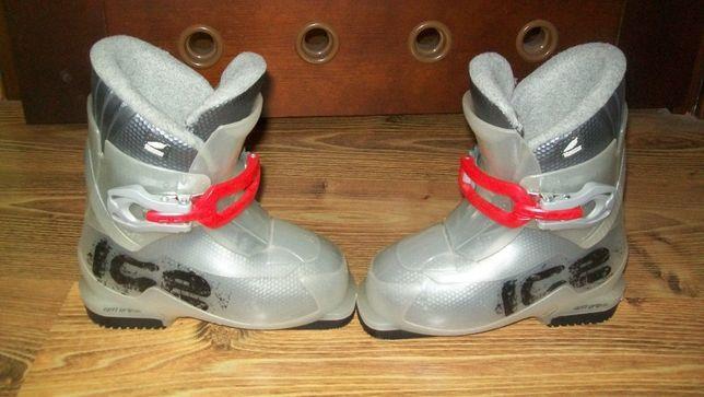 Buty narciarskie dziecięce Ice junior