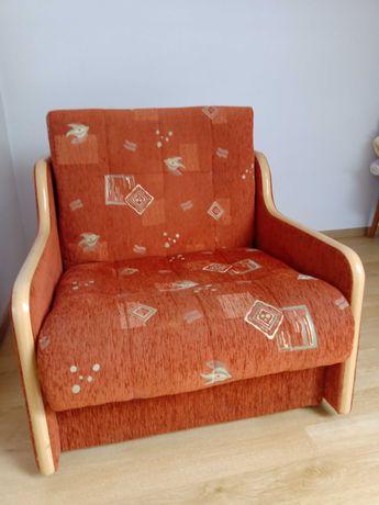 Sofa rozkładana 1-osobowa