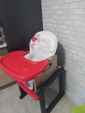 Продам столик-трансформер для кормления Jane, Жане от 6 месяцев