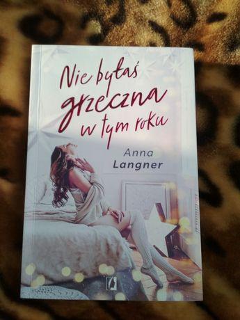 Nie byłaś grzeczna w tym roku- Anna Langner