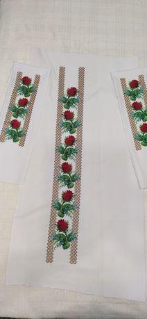 Заготовка платья вышетого бисером