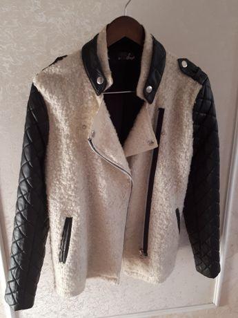 Куртка женская шерсть