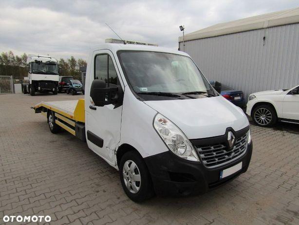 Renault Master 2.3dci 170km Pomoc Drogowa  Auto Laweta Grudzień