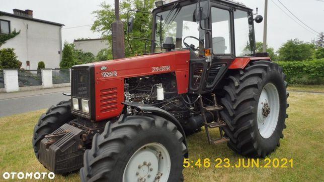 Belarus 1221  Ciągnik traktor Belarus 1221 pronar mtz oryginał
